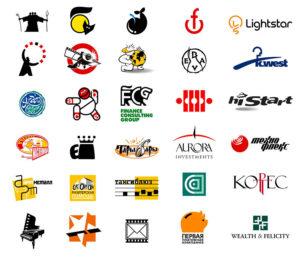 Фирменный логотип и товарный знак от компании «Изометрика»